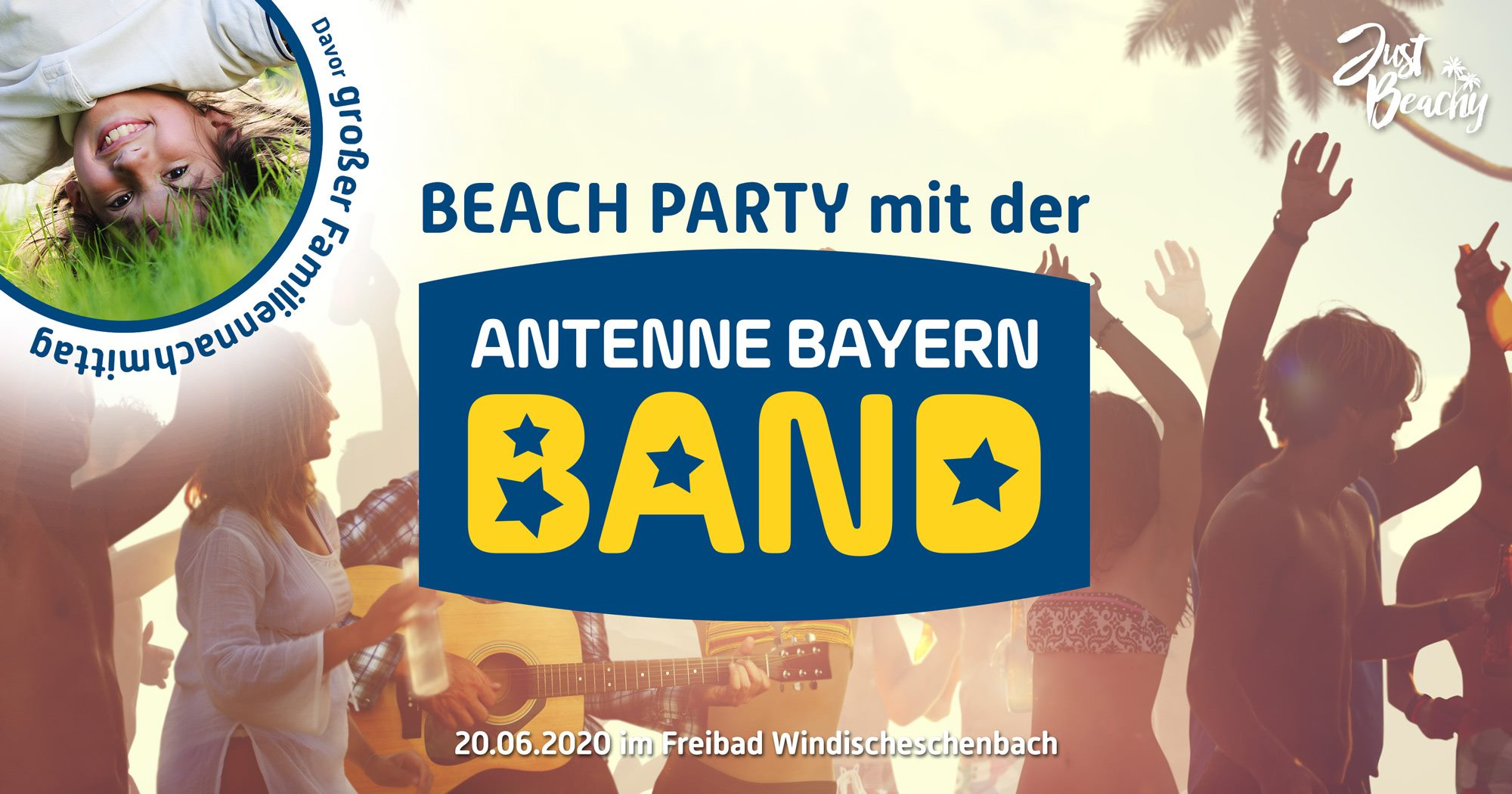 Antenne Bayern Single Party Hausen